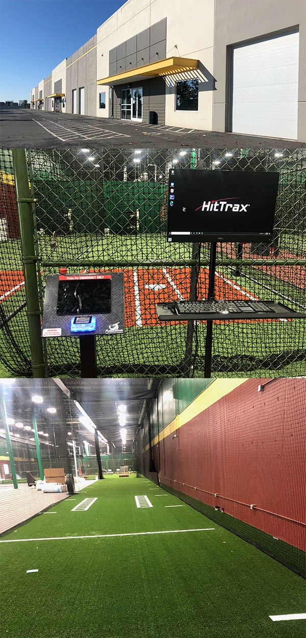 D-Bat Training Facility